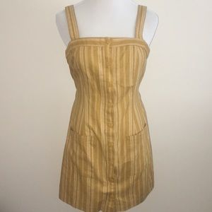 (2 for $20) Striped dress